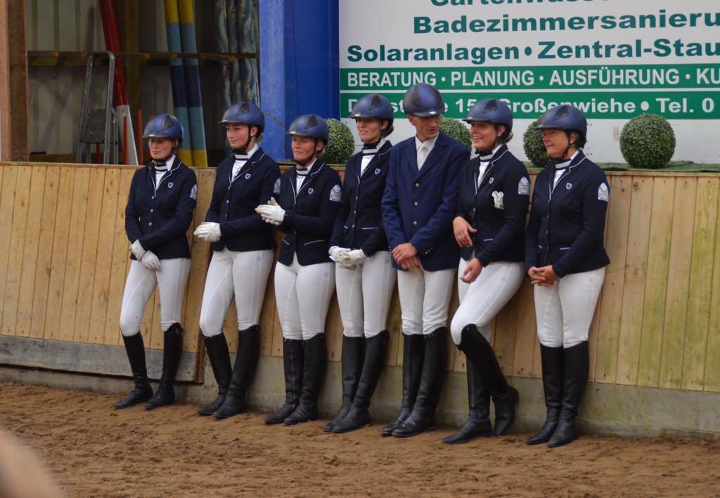 RuFV Husbyharde: unsere Mannschaft